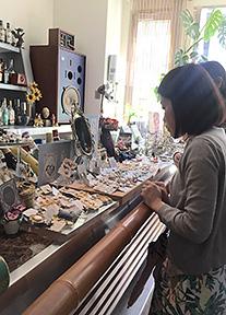 2016年 5月神戸三宮dotline market販売会3